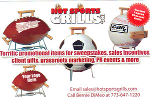 Unique Charcoal Grills for Marketing