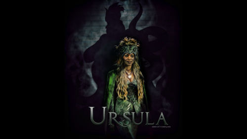 Once Upon a Time - Es war einmal... Hintergrund called Ursula