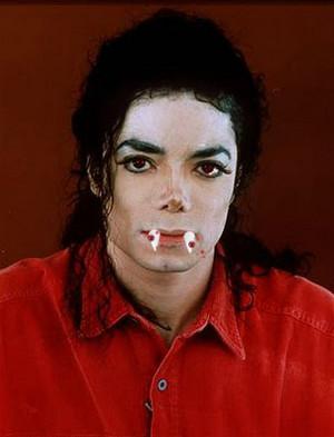 Vampire MJ in 1993