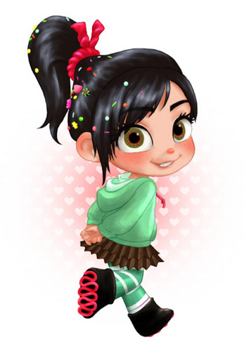 Wreck It Ralph Images Vanellope Wallpaper And Background