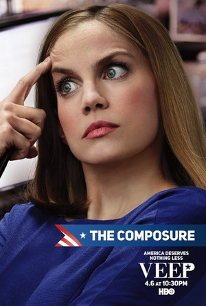 Veep Promo Poster for season 4 - Amy Brookheimer