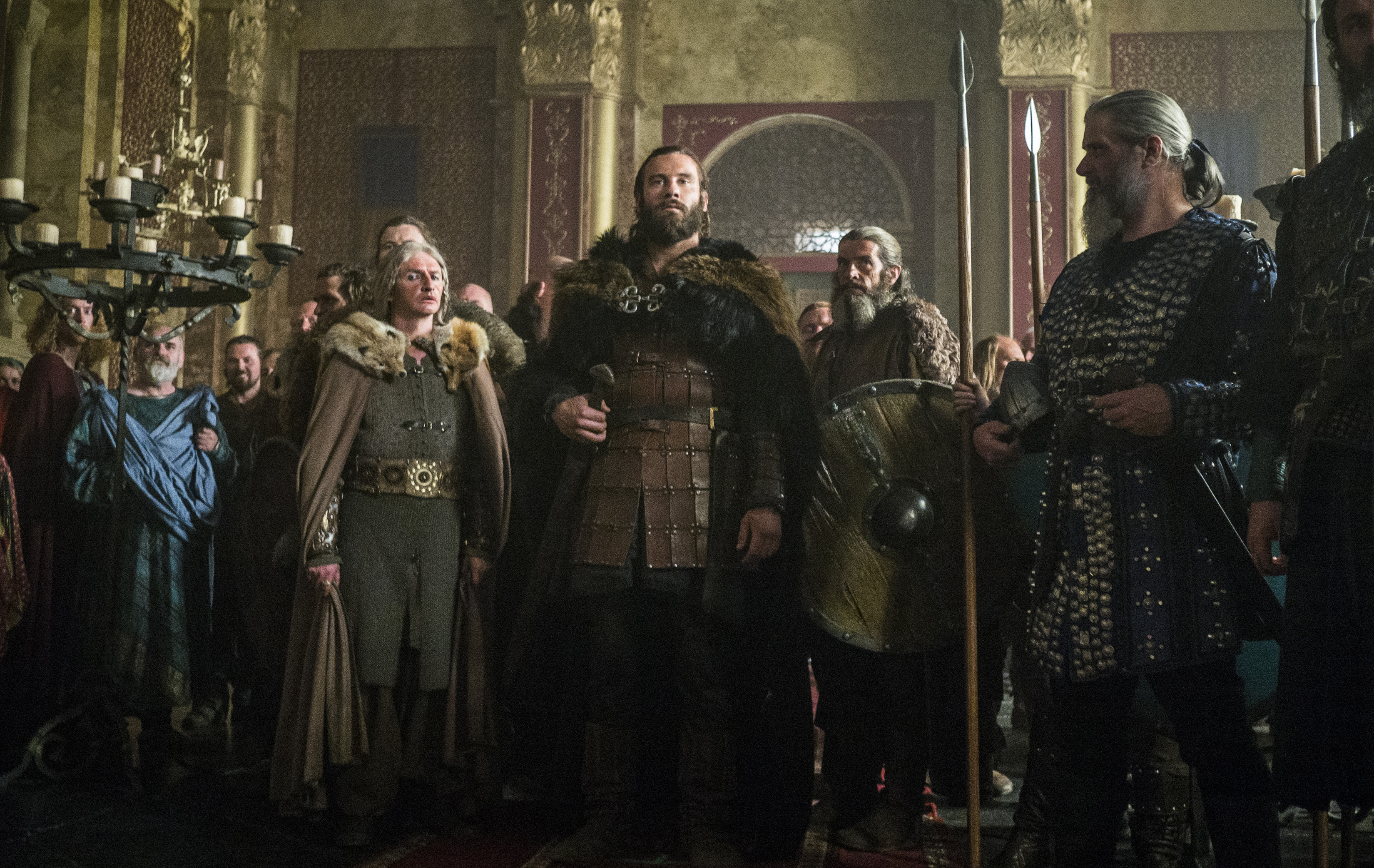 """Vikings """"The Dead"""" (3x10) promotional picture"""