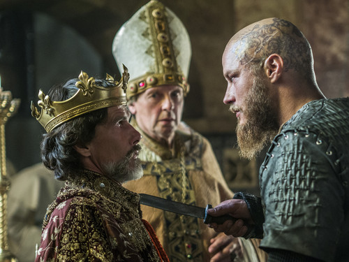 "Vikings (TV Series) پیپر وال entitled Vikings ""The Dead"" (3x10) promotional picture"