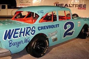 Vintage Racecar