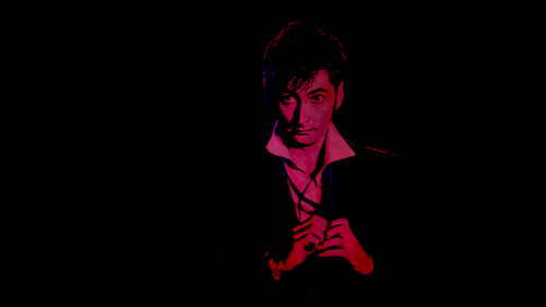The Tenth Doctor wallpaper probably containing a concert called Playful Tenth