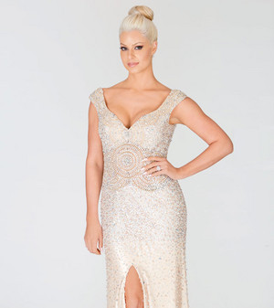 WWE Hall of Fame 2015 - Maryse