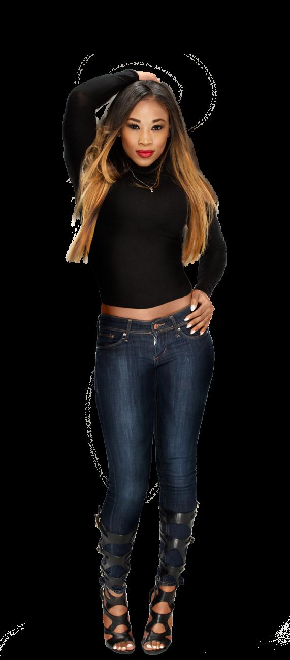 WWE.com profiel Pic - Cameron