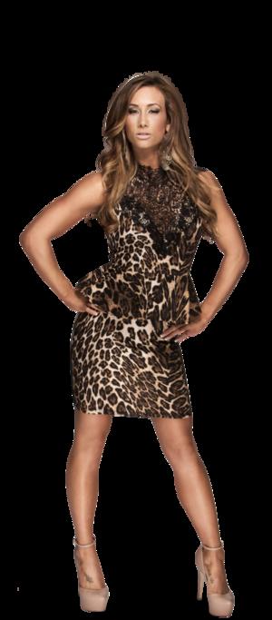 WWE.com プロフィール Pic - Carmella