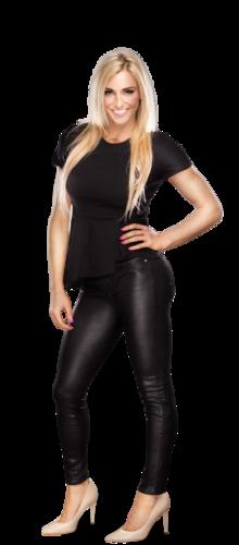 Звезды WWE Обои with tights, a leotard, and a бюстье called WWE.com Профиль Pic - шарлотка, шарлотта