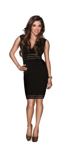 wwe divas fondo de pantalla containing a leotard called WWE.com perfil Pic - Devin Taylor