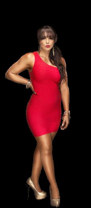 WWE.com プロフィール Pic - Layla