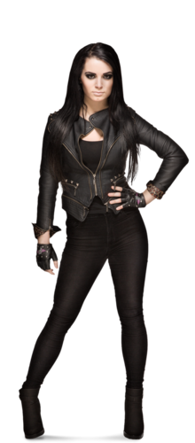 WWE Divas achtergrond containing a hip boot, tights, and a legging called WWE.com profiel Pic - Paige