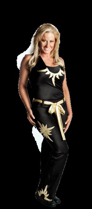 WWE.com プロフィール Pic - Sunny