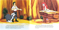 Walt Disney Book images - Max, Prince Eric & Princess Ariel