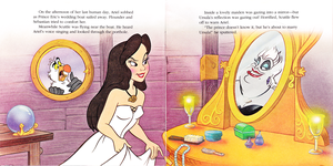 Walt Disney Book Images - Scuttle, Vanessa & Ursula