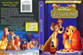Walt Дисней DVD Covers - Lady and the Tramp: Limited Issue