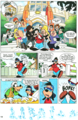 Walt 디즈니 Movie Comics - A Goofy Movie (Danish Edition)