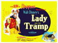 Walt 디즈니 Posters - Lady and the Tramp