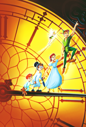 Walt disney Posters - Peter Pan