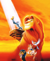 Walt ডিজনি Posters - The Lion King
