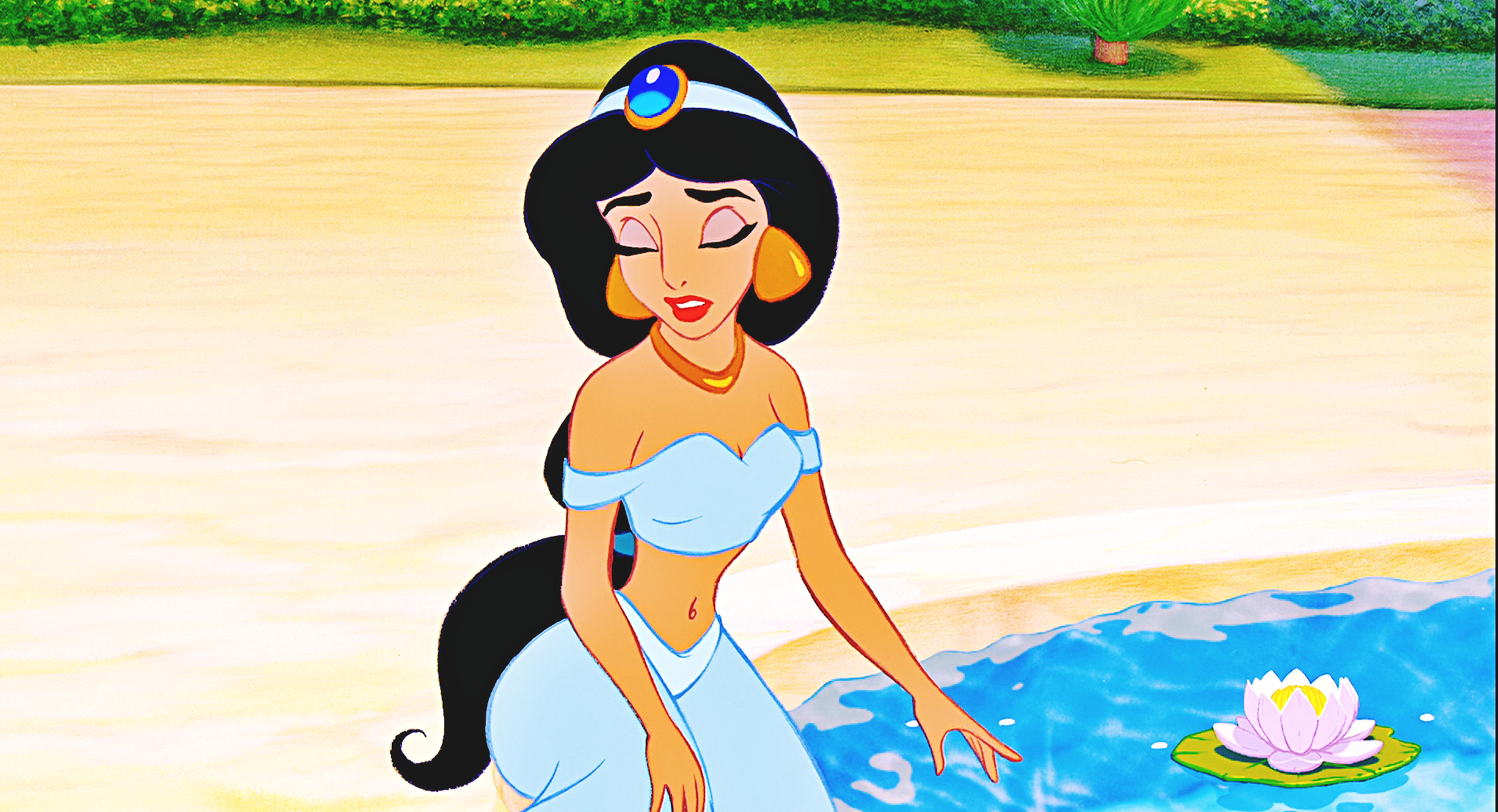 Walt disney Screencaps - Princess jasmim