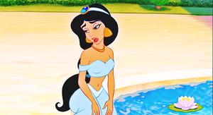 Walt Дисней Screencaps - Princess жасмин
