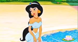 Walt Disney Screencaps - Princess hoa nhài