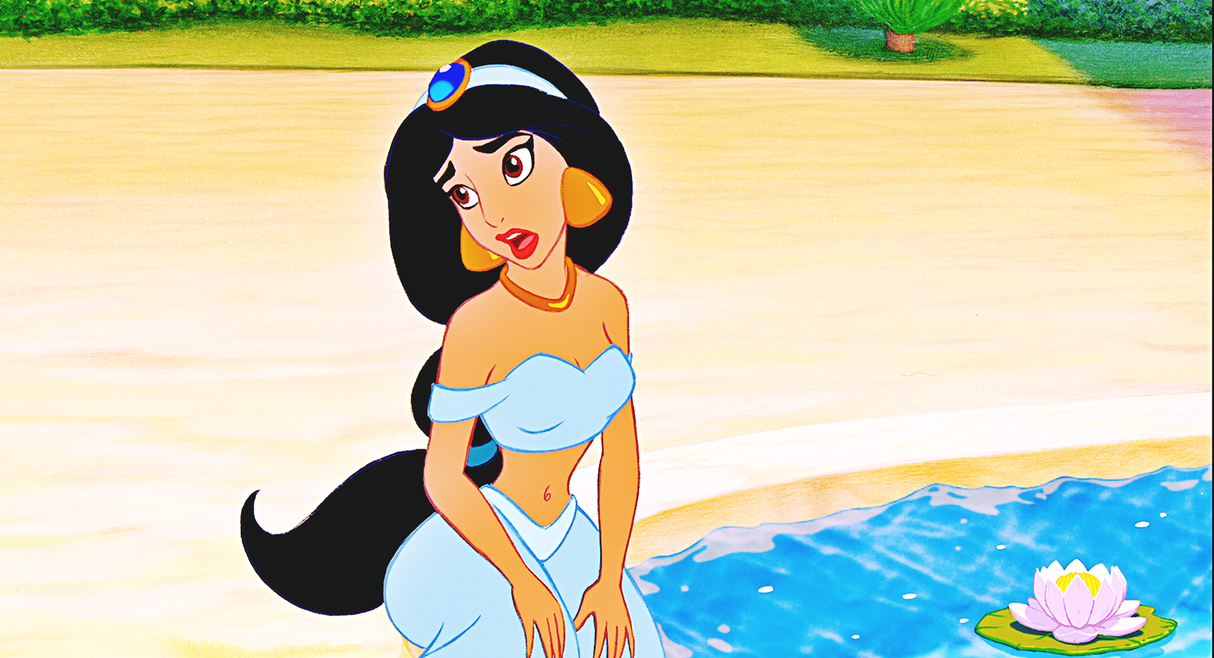 Walt Disney Screencaps - Princess Jasmine