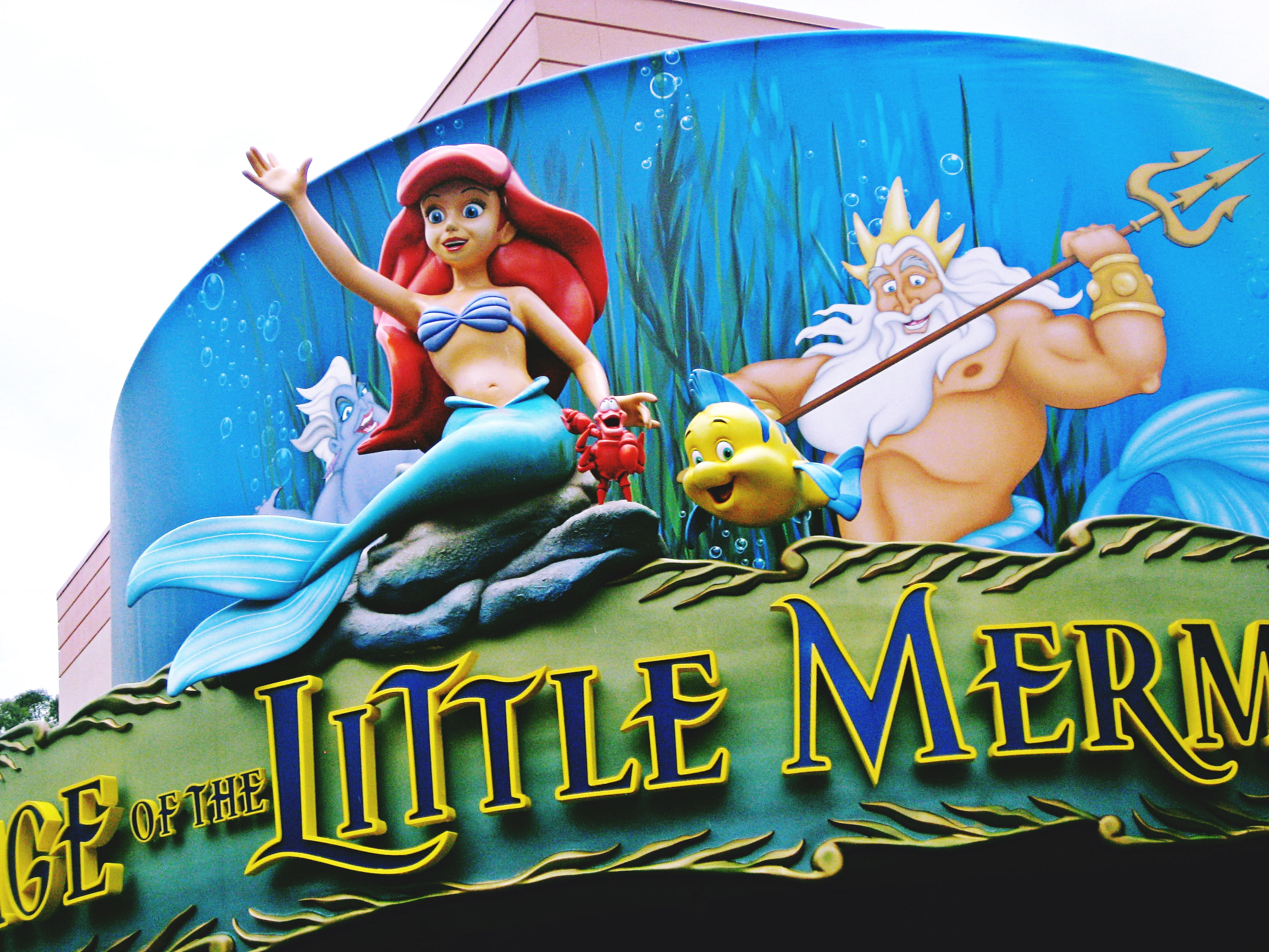 Walt Disney World Resort - Voyage of The Little Mermaid