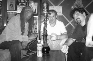 Wedlock Band Hookah Bar