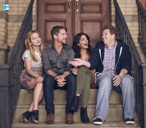 Weird Loners - Cast Promotional Fotos
