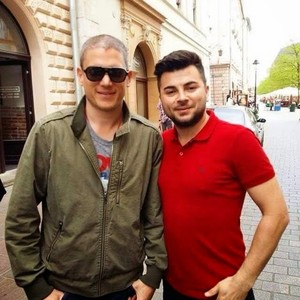 Wentworth Miller at PKO Off Camera festival in Krakow