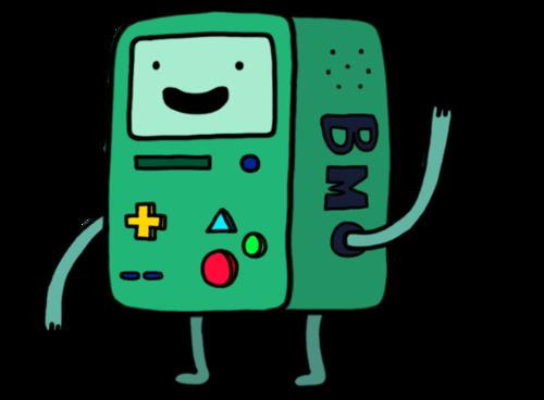 ফিন ও জ্যাকের সাথে অ্যাডভেঞ্চার টাইম দেওয়ালপত্র entitled Who wants to play video games?