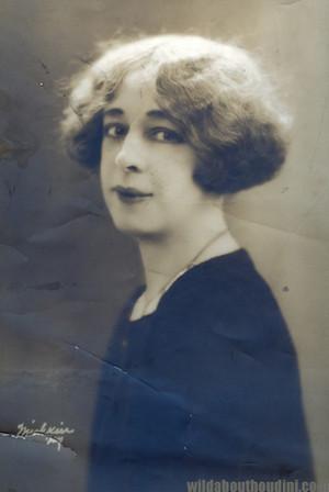 Wilhelmina Beatrice Rahner-Bess Houdini(January 22, 1876 – February 11, 1943)
