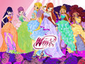 WinX Club wallpaper