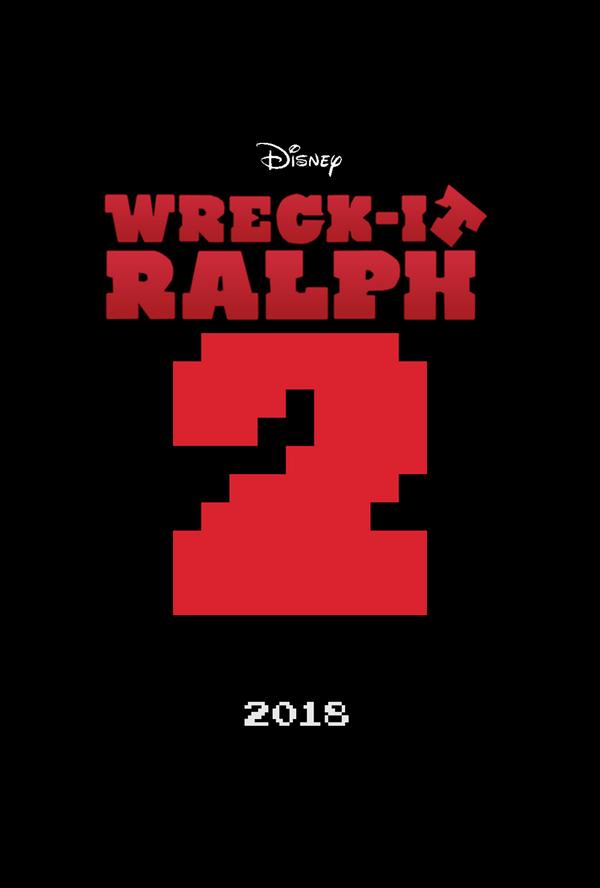 Wreck It Ralph 2 2018 Poster Wreck It Ralph Photo