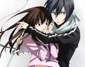 Yato and Hiyori