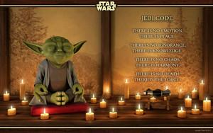 Yoda jedi