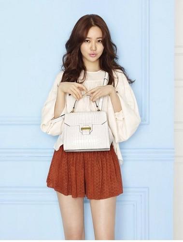 Yoon Eun Hye Images Yoon Eun Hye For 39 Samantha Thavasa 39 Handbags Brand 2015 Wallpaper And