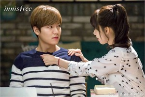 Yoona & Lee MinHo - Innisfree CF Web Drama 'Summer Love' Image 预览 (2)