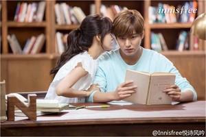 Yoona & Lee MinHo - Innisfree CF Web Drama 'Summer Love' Image Vorschau (3)