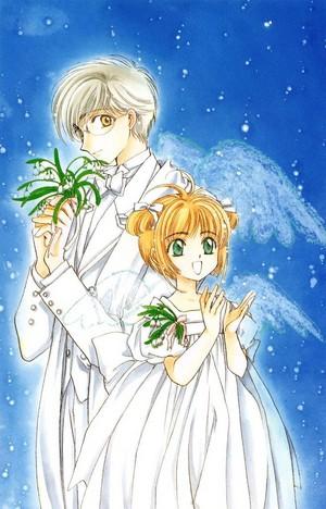 Yukito and Sakura