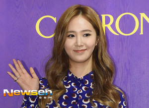 Yuri at 'Hello, Wonderland!' COURONNE Art Exhibit