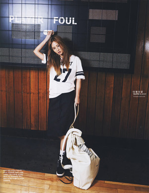 Yuri for Singles May 2015