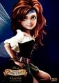 Zarina - fantasy fan art