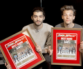 Zayn and Louis - one-direction photo