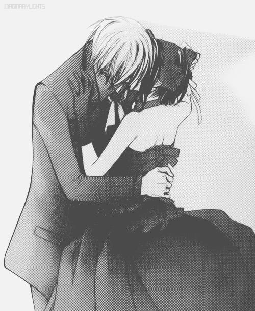 Vampire Knight - Yuki + Zero Zeki Kisses And Almost-Kisses