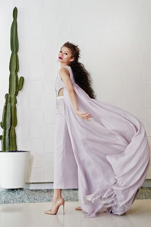 Zendaya for Harper's Bazaar