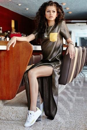 Zendaya for Harper's Bazaar