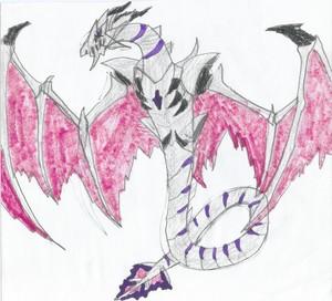 Zeon Karasuma Death Dragon Form